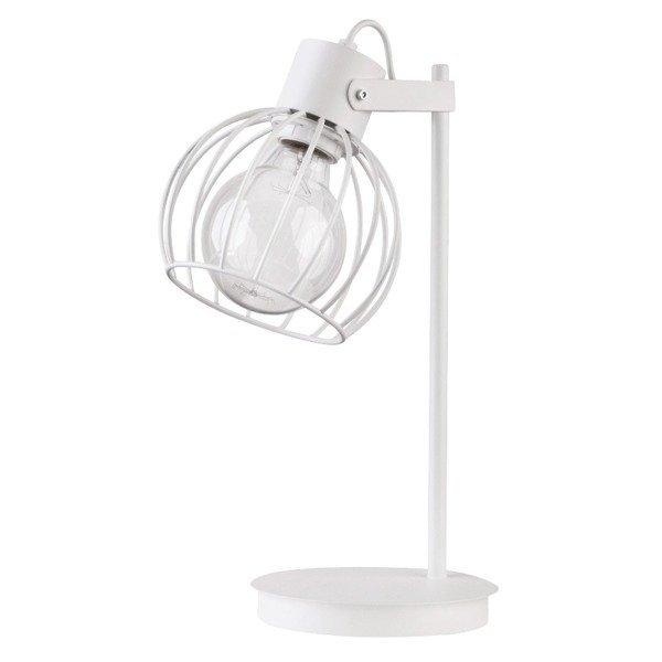 Lampa na biurko 1pkt LUTO KOŁO biała