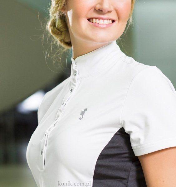 Koszulka konkursowa damska Arctic - HKM