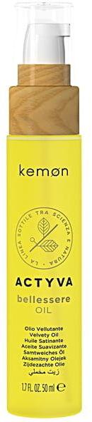 Kemon Actyva Bellessere Oil nektar piękna argan + len 125ml