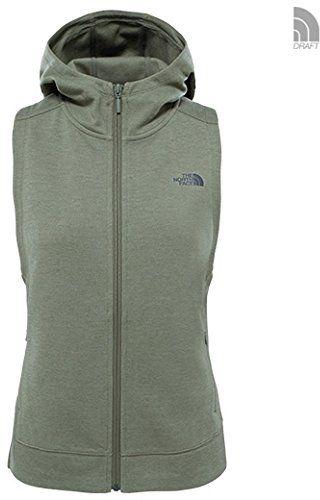 The North Face W Slacker Four Leaf Clove kurtka z nadrukiem i kurtką sportową damska M zielona