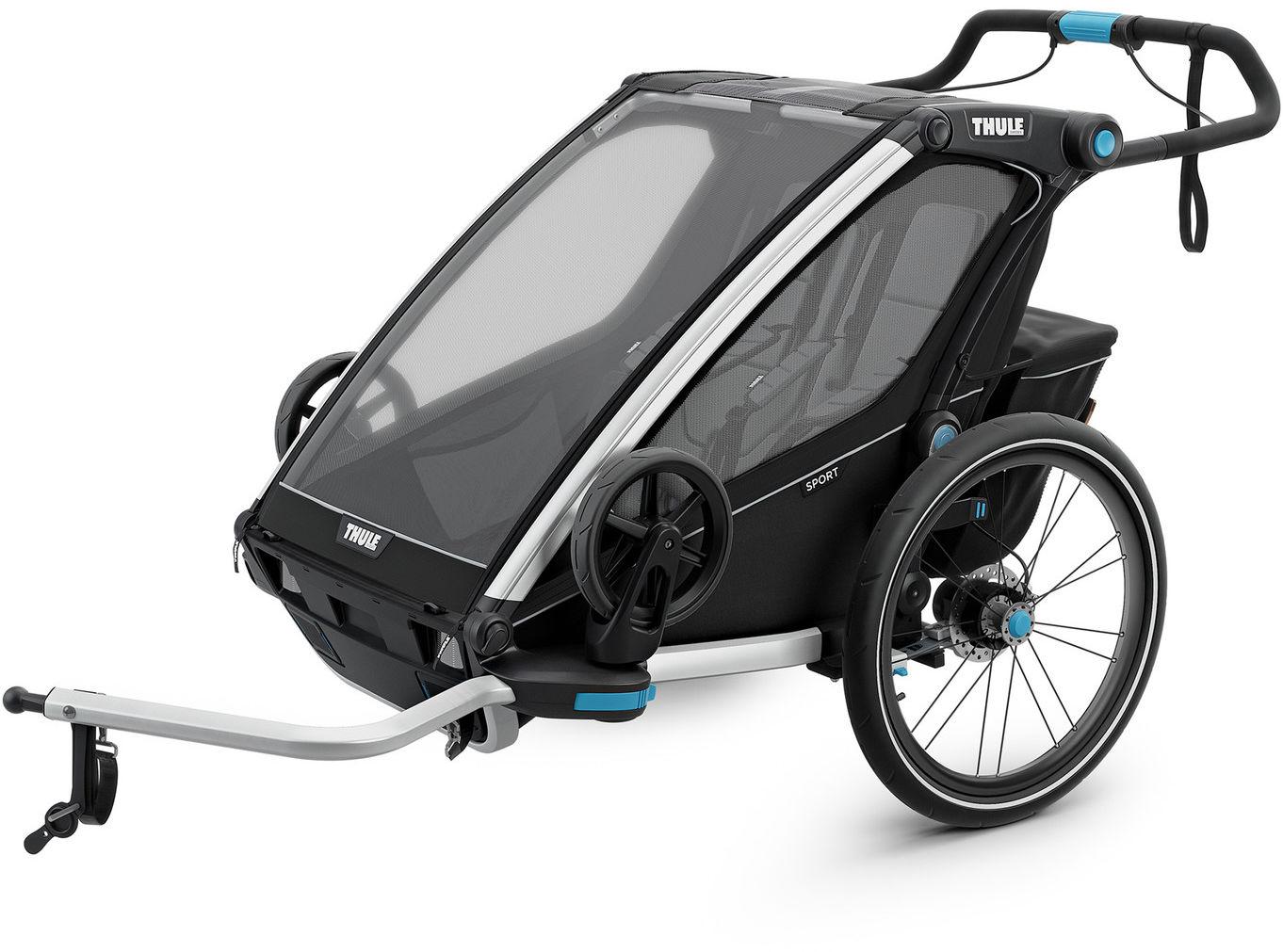 Thule Chariot Sport2 czarny