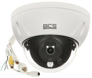 KAMERA WANDALOODPORNA IP BCS-DMIP3501IR-AI - 5Mpx 2.8mm