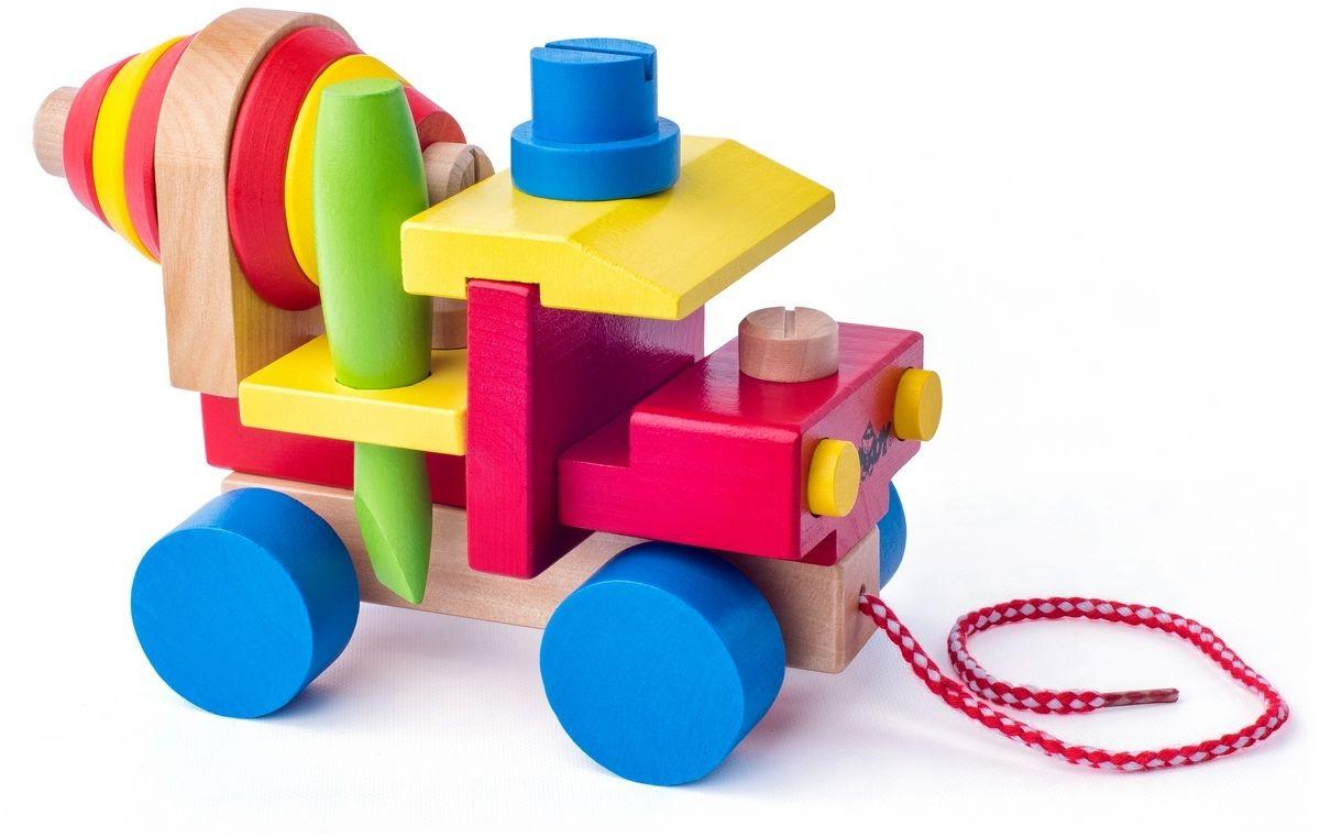 Woody Drewniane zestaw montażowy samochody