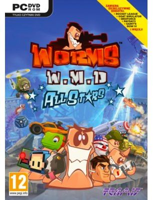 Gra PC Worms W.M.D