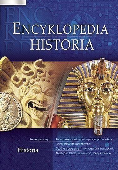 Encyklopedia szkolna - Historia GREG - pod redakcją Agnieszki Nawrot