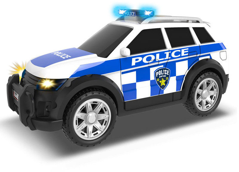 Dumel Odjazdowa Flota Miejska Samochód Policyjny 68361