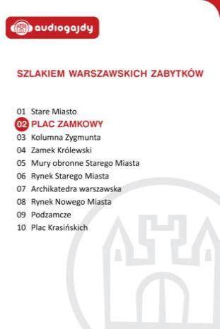 Plac Zamkowy. Szlakiem warszawskich zabytków - Ebook.