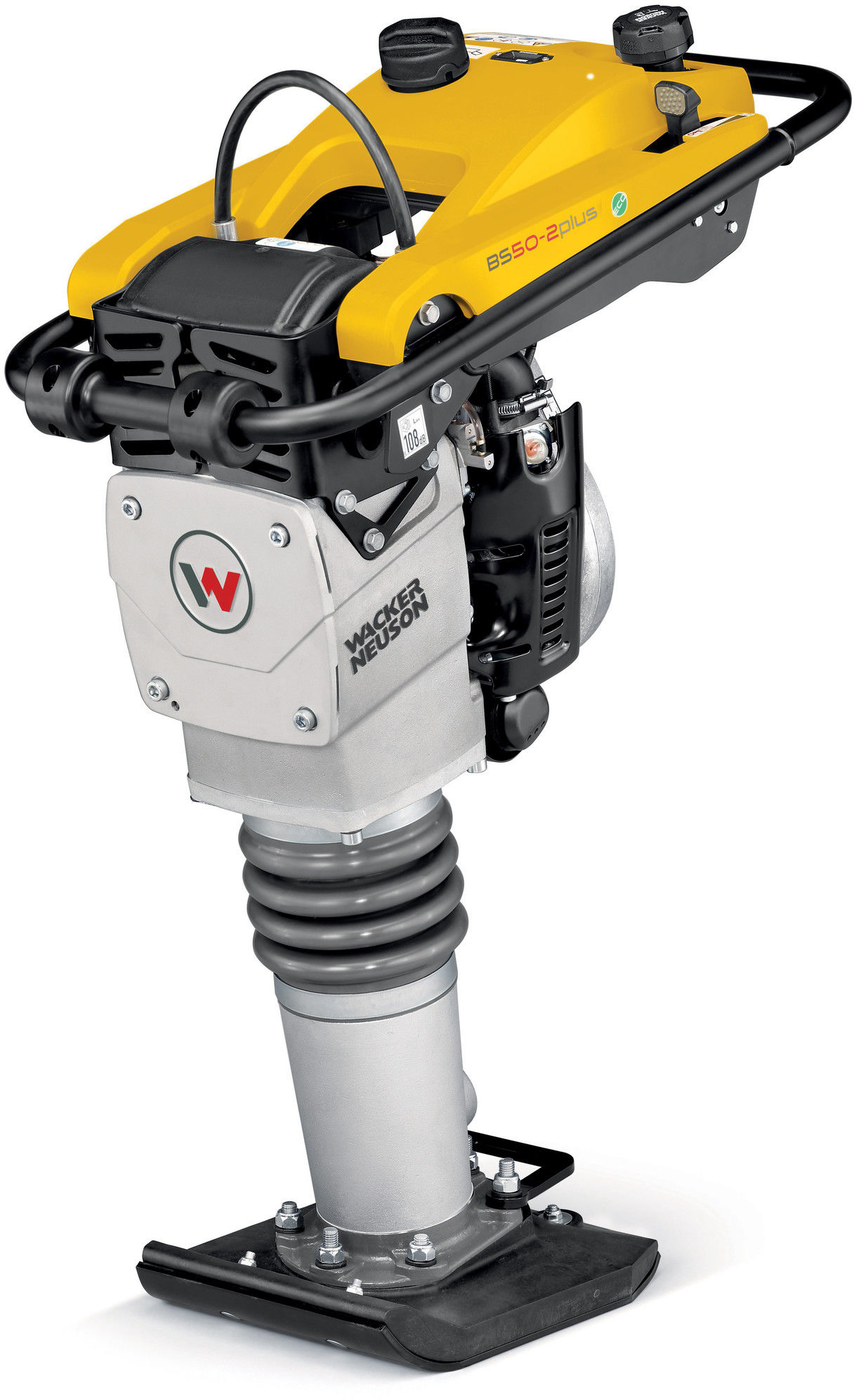 Zagęszczarka stopowa (ubijak) Wacker Neuson BS 50-2 plus (280mm)
