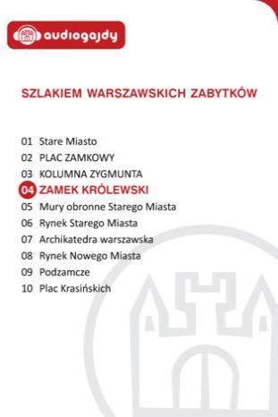 Zamek Królewski. Szlakiem warszawskich zabytków - Ebook.