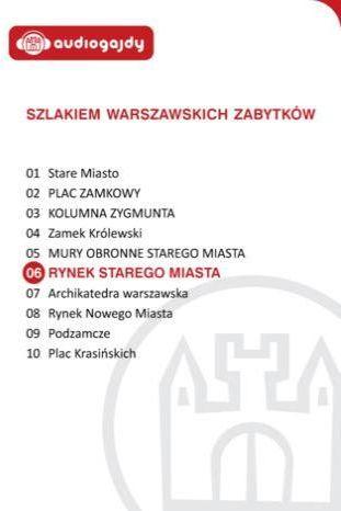 Rynek Starego Miasta. Szlakiem warszawskich zabytków - Ebook.