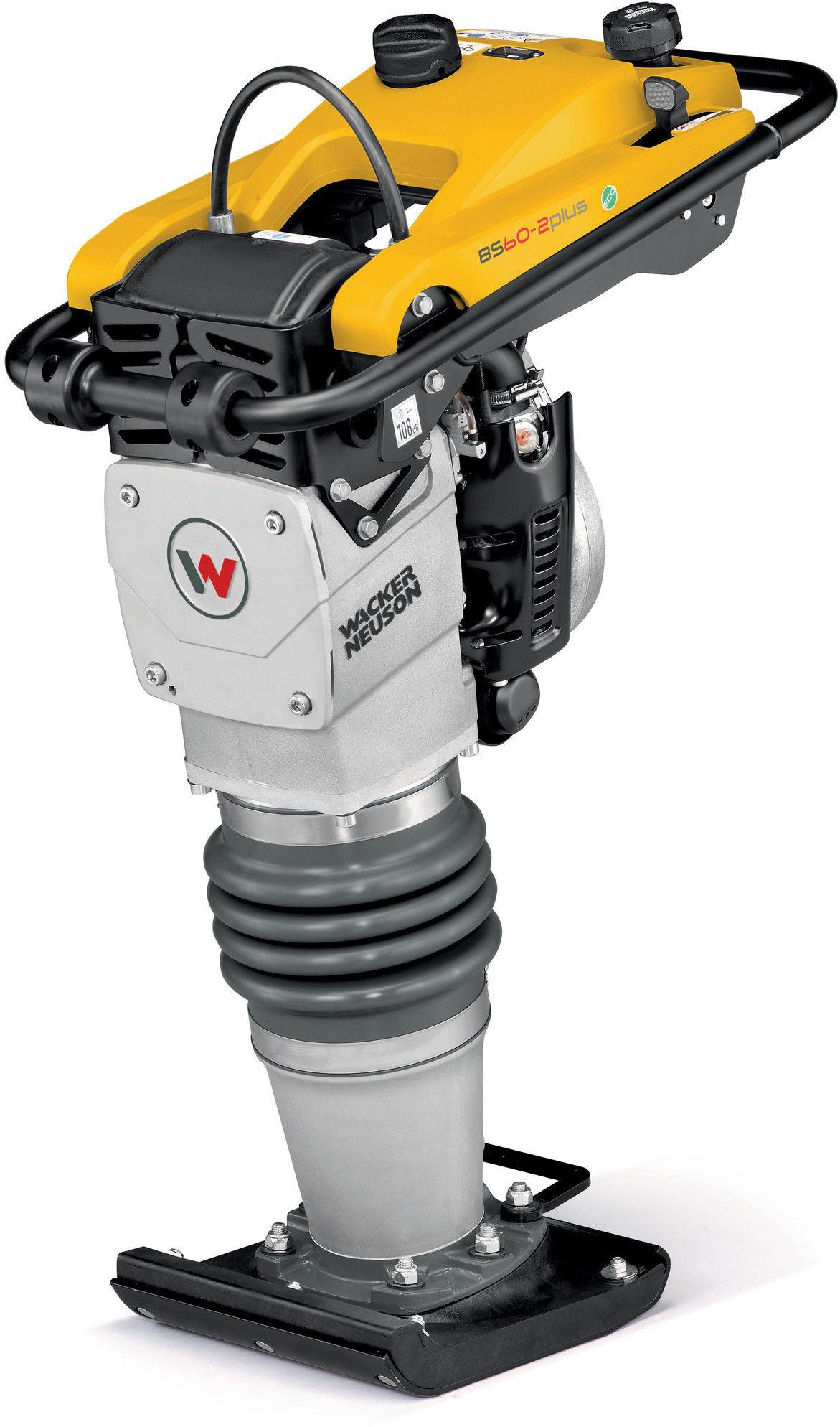 Zagęszczarka stopowa (skoczek) Wacker Neuson BS 60-2 PLUS (280 mm)