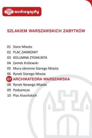 Archikatedra warszawska. Szlakiem warszawskich zabytków - Ebook.