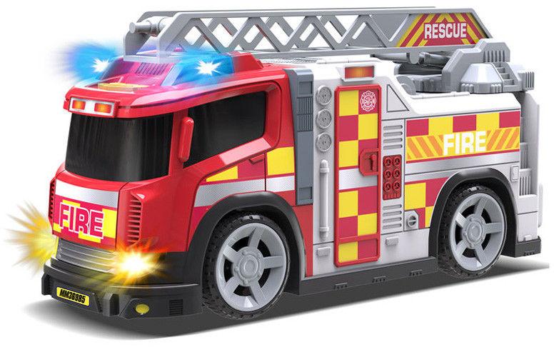 Dumel Odjazdowa Flota Miejska Straż Pożarna 68261