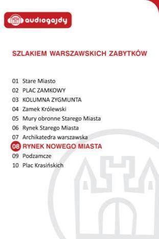 Rynek Nowego Miasta. Szlakiem warszawskich zabytków - Ebook.