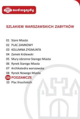 Podzamcze. Szlakiem warszawskich zabytków - Ebook.