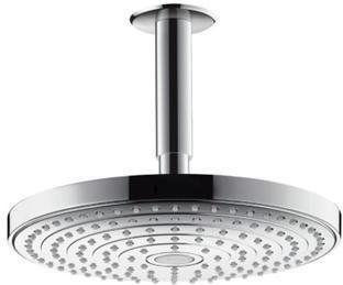 Raindance Select S 240 2jet Hansgrohe głowica prysznicowa EcoSmart 9 l/min biały/chrom biały/chrom - 26467400 Darmowa dostawa