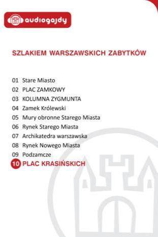 Plac Krasińskich. Szlakiem warszawskich zabytków - Ebook.