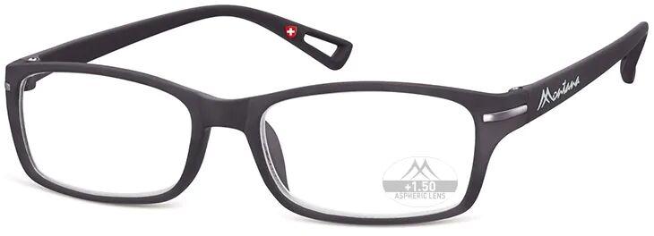 Okulary do Czytania asferyczne Montana MR76 moc: +1