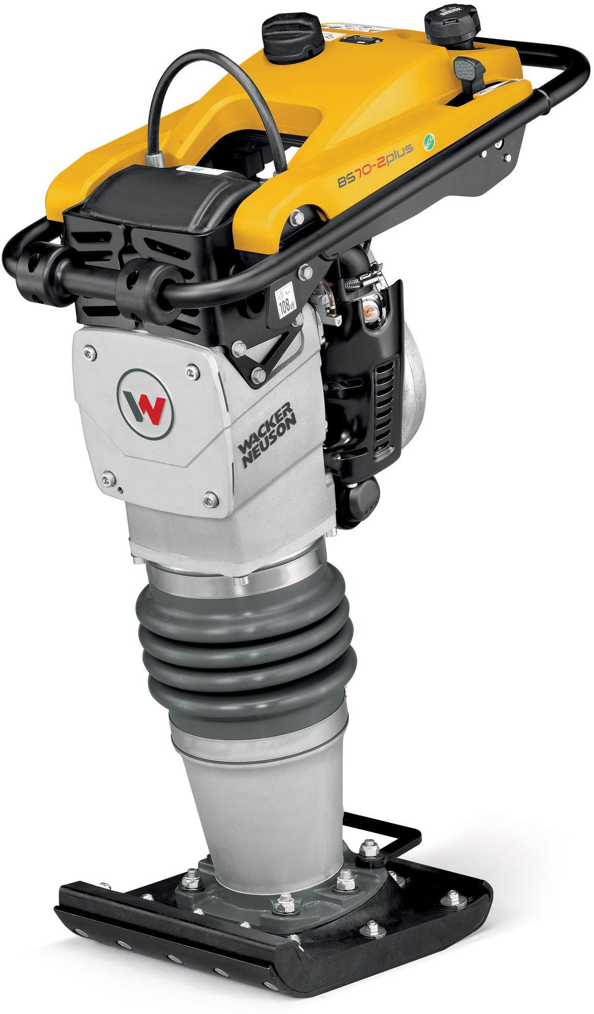 Zagęszczarka stopowa (ubijak) Wacker Neuson BS 70-2 plus (280mm)