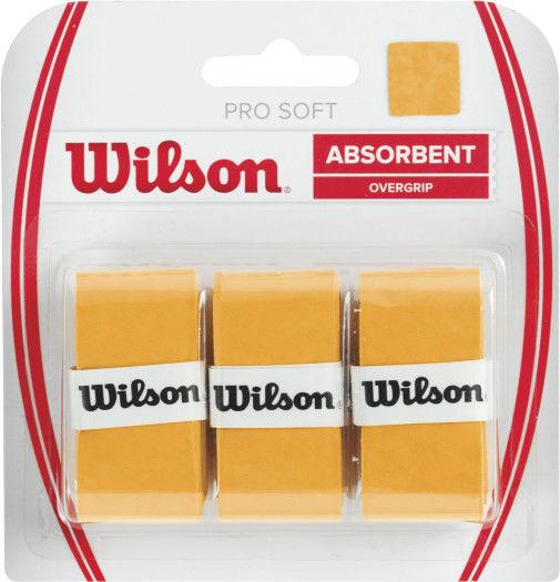 Wilson Pro Soft (3 szt.) - gold