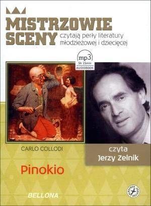 Pinokio. Audiobook - Carlo Collodi