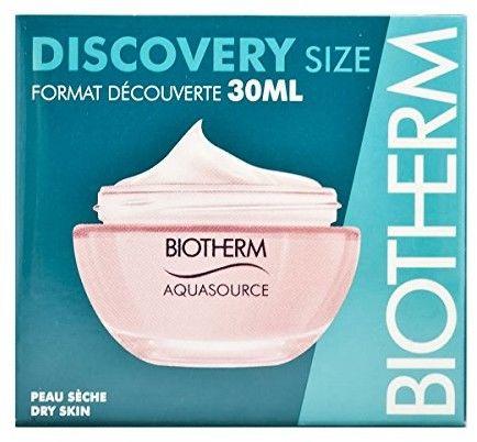 Biotherm Aquasource krem odżywczo-nawilżający do skóry suchej 30 ml