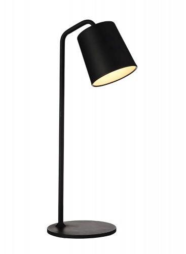 Lampa biurkowa FLAMING czarna
