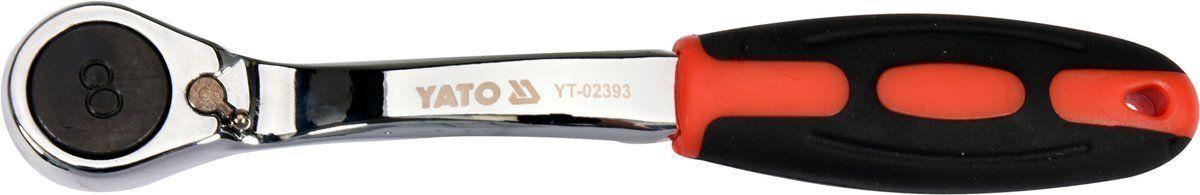 GRZECHOTKA HEX 8MM Yato YT-02393 - ZYSKAJ RABAT 30 ZŁ