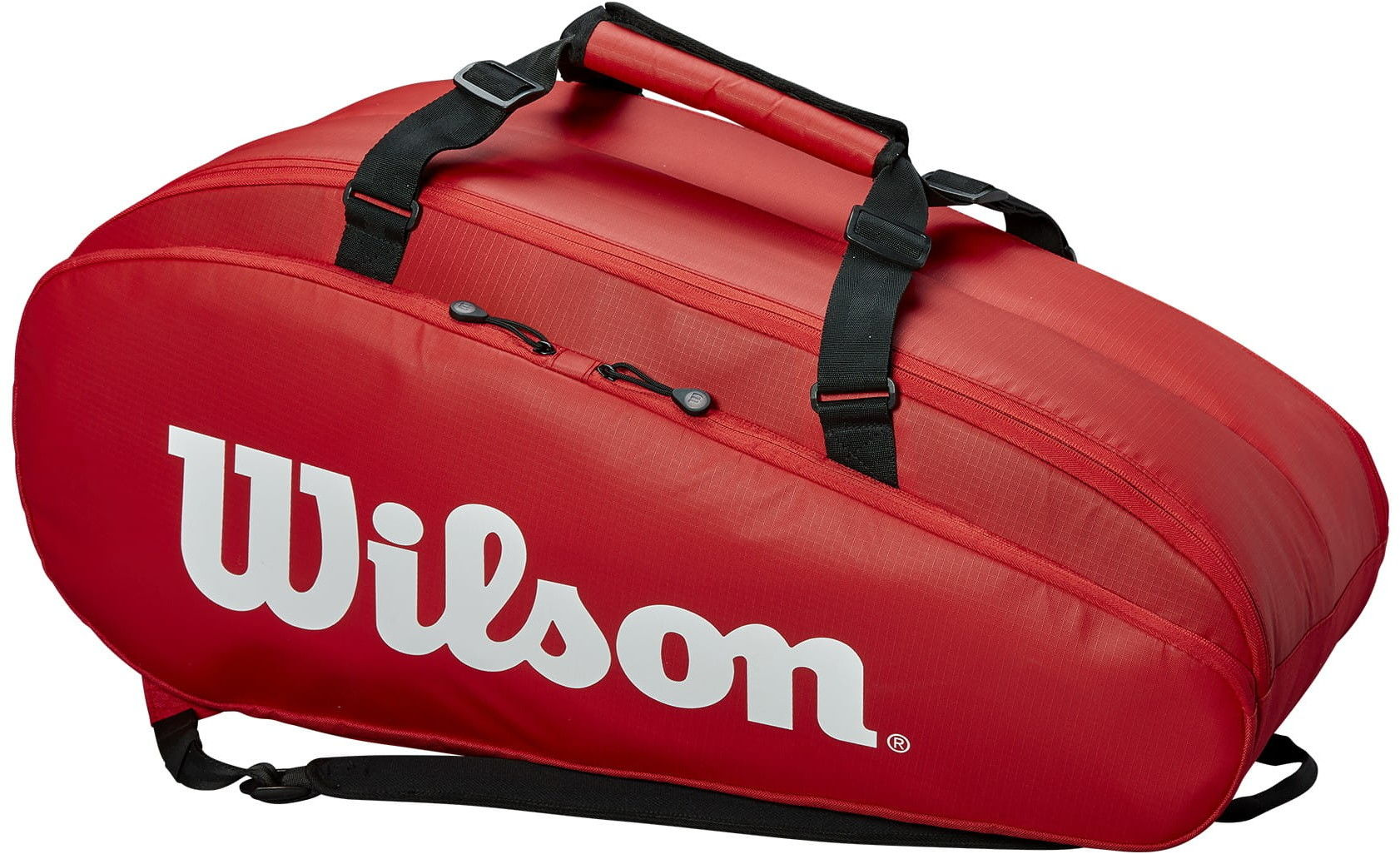 Wilson Tour 2 Comp Large - red