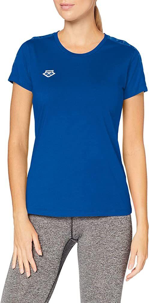 ARENA Damski T-shirt Arena damski Icons Team T-shirt niebieski Triple Denim S