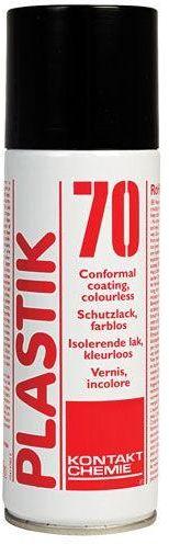 Plastik 70 lakier akrylowy w sprayu przezroczysty - 200ml
