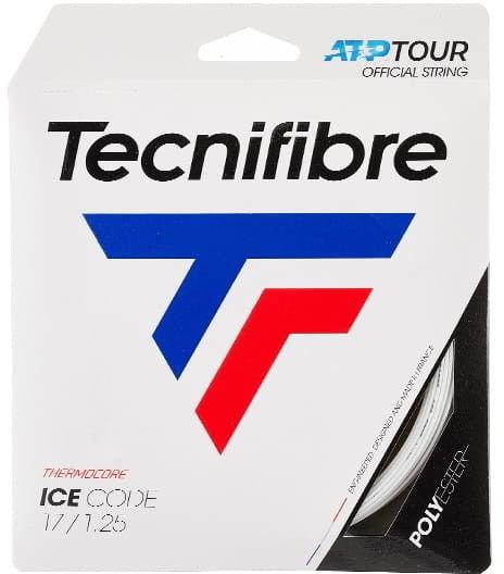 Tecnifibre Ice Code 1,20mm (12m) - white 04GIC120XW