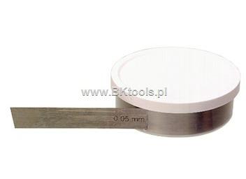 Taśma wzorcowa 0.10 mm Limit 25990904