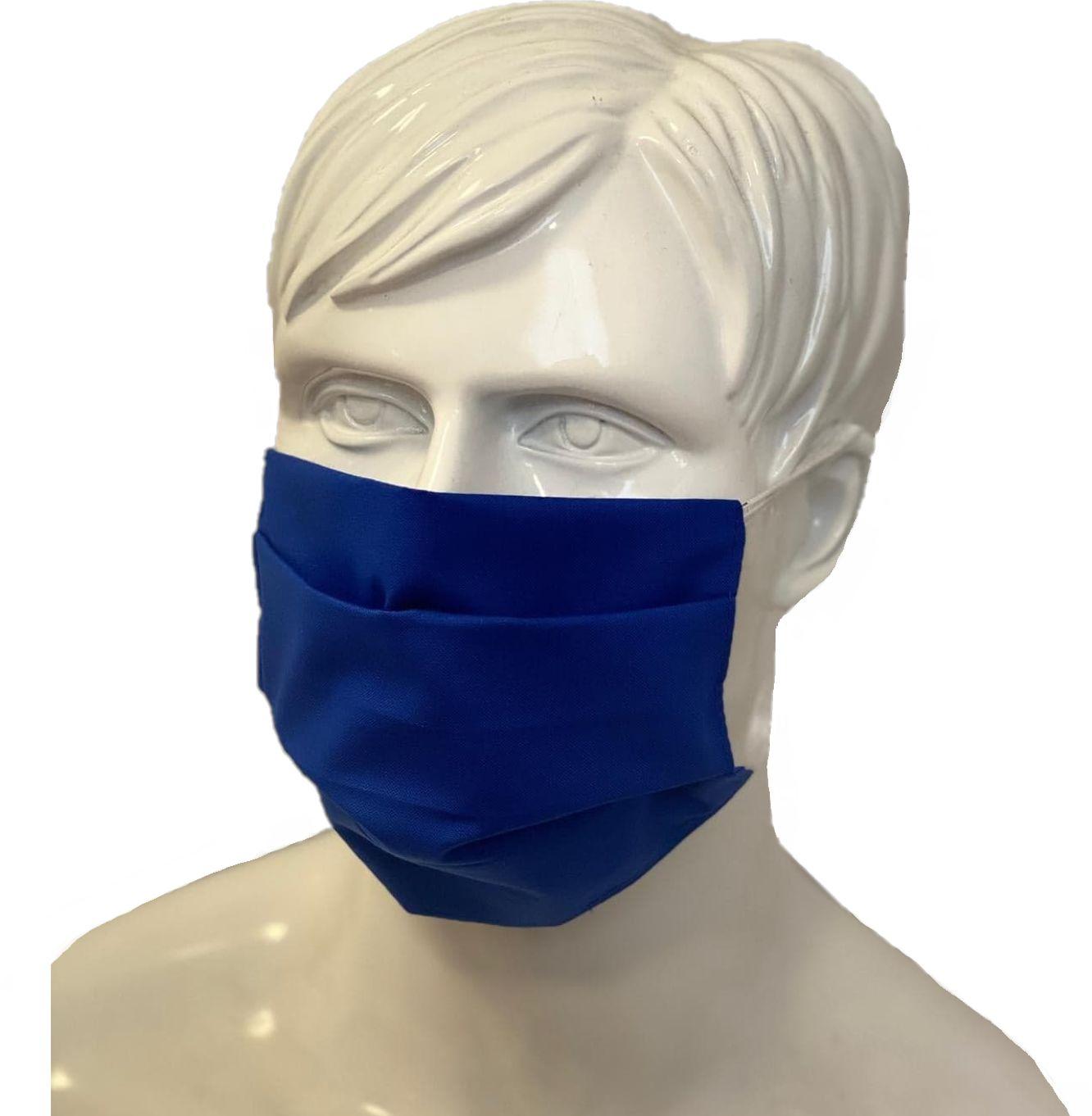 Maseczka ochronna na twarz do wielokrotnego użytku - naturalny materiał, wygodne zakładanie (ERHEM Mask DRQROD)