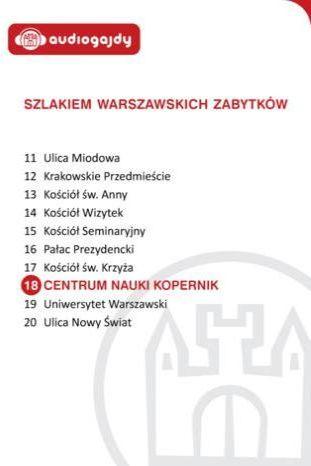 Centrum Nauki Kopernik. Szlakiem warszawskich zabytków - Ebook.