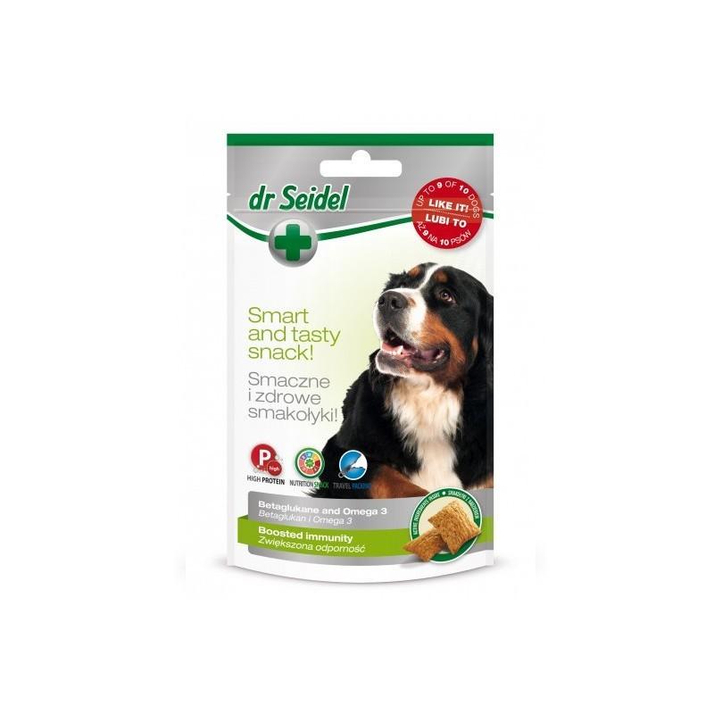 Smakołyki dr Seidla na zwiększenie odporności dla psów 90g