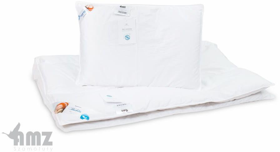 Kołdra dziecięca 100x135 AMZ Dream z poduszką 40x60 puch 90%