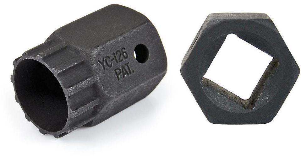 Klucz Bike Hand do kaset (Shimano HG) - bez stabilizatora YC-126