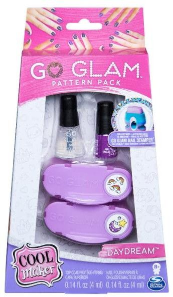Spin Master - Cool Maker Go Glam Zestaw uzupełniający do paznokci DayDream 20107965 6046865