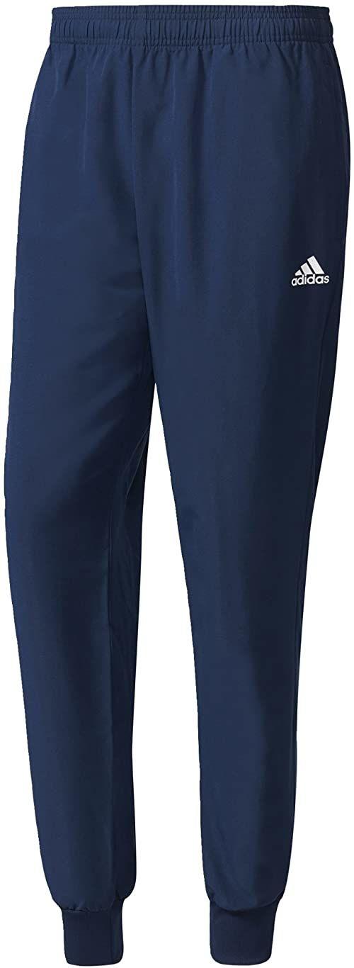 adidas BS2887 spodnie dresowe dla mężczyzn, niebieskie (Maruni/białe), XL/S