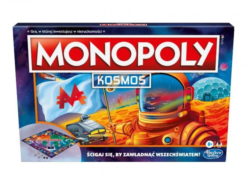 Gra Monopoly Kosmos