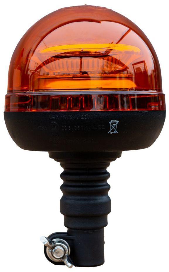 Lampa błyskowa LED R65 R10 flex 12/24V L1406-ALR-2