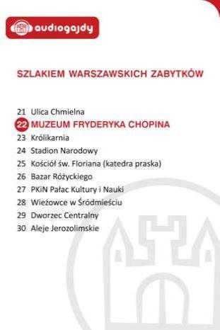 Muzeum Fryderyka Chopina. Szlakiem warszawskich zabytków - Ebook.