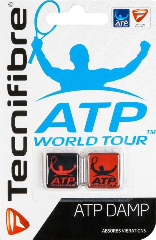 Tecnifibre ATP Damp - red