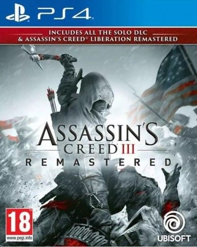 Assassin''s Creed III Remastered PS4