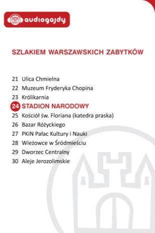 Stadion Narodowy. Szlakiem warszawskich zabytków - Ebook.