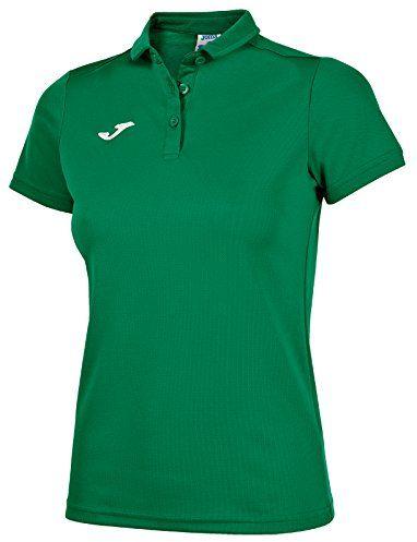 Joma damska koszulka polo 900247.450 Joma damska 900247.450 - zielona/zielona, duża Green/Green XXS