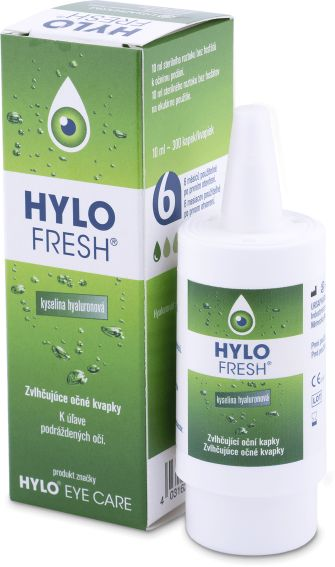 Krople do oczu HYLO-FRESH 10ml