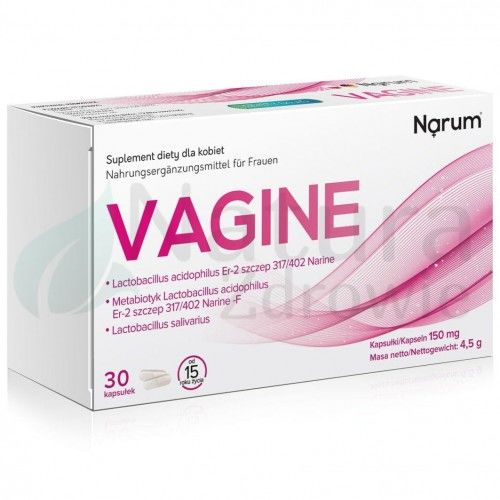 Narum Vagine 150 mg 30 kaps
