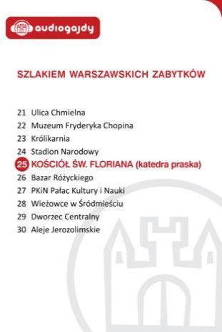 Kościół św. Floriana (katedra praska). Szlakiem warszawskich zabytków - Ebook.